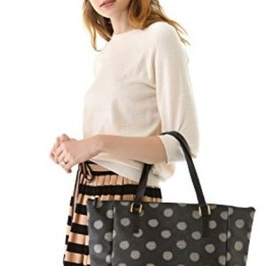 Marc By Marc Jacobs Bags - Marc by Marc Jacobs Take Me Dots Faux Lizard Tote